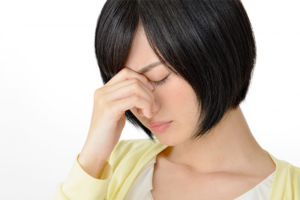 イメージ眼の症状